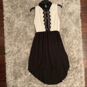 High/low dress...perfect for teen!